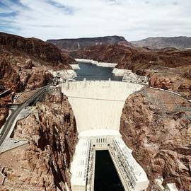 The Grand Hoover Dam by Tony Lee