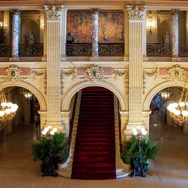 The Great Hall of The Breakers by Eleanor Bortnick