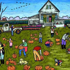 The Great Pumpkin Hunt by David Hinds