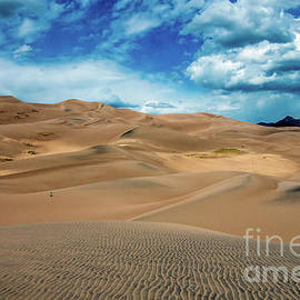 The Great Sand Dunes by Stephen Whalen