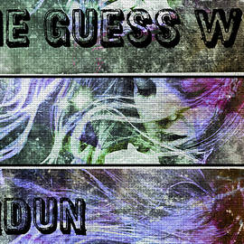The Guess Who - Undun by Absinthe Art By Michelle LeAnn Scott