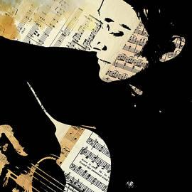 The Guitar Lady by Joe Guilliams