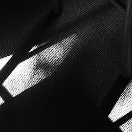 The Chair and his Shadow by Angelika Vogel