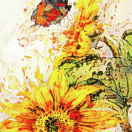 The Happy Butterfly by Tina LeCour