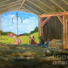 The Hayloft by Lee Piper