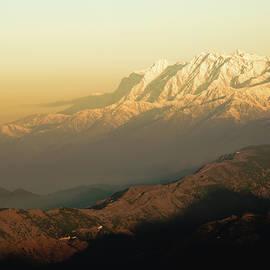 The Himalayan Range. by Shubham Sahay