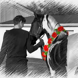 The Horse Whisperer by Carmen Macuga