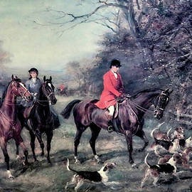 The Hounds and the Hunt by Donna Kennedy