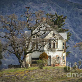 The House Up On The Hill by Mitch Shindelbower
