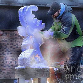 The Iceman Cometh by Tami Quigley
