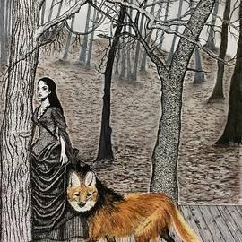 The Interloper - Gothic  by Graham Wallwork