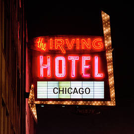 The Irving Hotel Chicago by Enzwell Designs