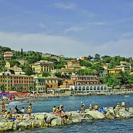 The Italian Riviera  by Allen Beatty