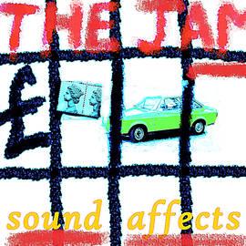 The Jam Sound Affects album 1980  by Enki Art