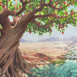 The Jeremiah Tree by Steve Henderson