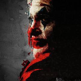 The Joker is Joaquin Phoenix  by Gunawan RB