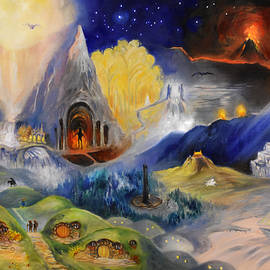The Journey by Anna Kulisz