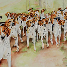 The Keswick Hounds by Kimberly Lavelle