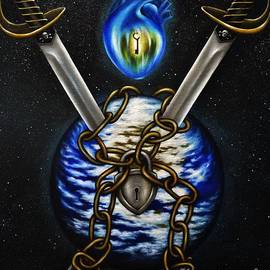 The Key by Paula Ludovino