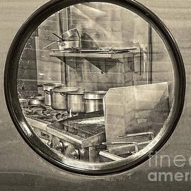 The Kitchen by Jeff Breiman