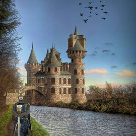 The Knight and His Castle by Judy Vincent