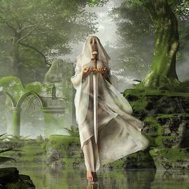 The Lady of the Lake by Daniel Eskridge
