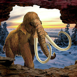 The Last Mammoth by Glenn Holbrook
