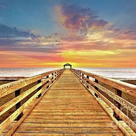 The Lesser Known Pier by DJ Florek