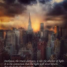 The Light Always Returns by Miriam Danar