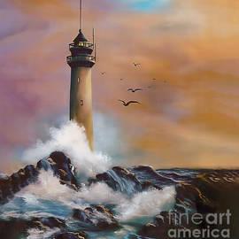 The light house art 87 by Gull G