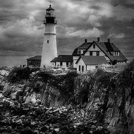 The Lighthouse by Mike Montalvo