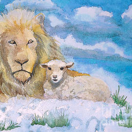 The Lion and Lamb by Susan Carroll