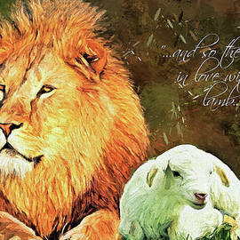The Lion And The Lamb by Tina LeCour
