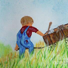 The Little Wagon by Deborah Klubertanz