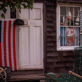 The Lobsterman's Thrifty Life by Jeff Folger