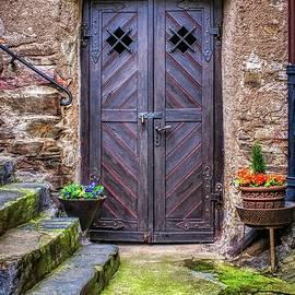 The Locked Door 2 by Michael R Anderson