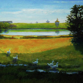 The Long Way by Evy Olsen Halvorsen