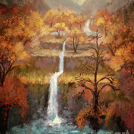 The Lost Waterfall by Lois Bryan