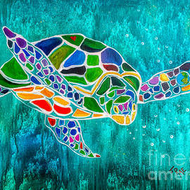 The Love Turtle by Janice Pariza