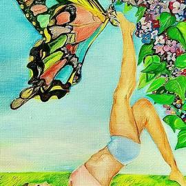 The Magic of Yoga by Maria Sibireva