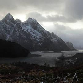 The Majestic Lofotens by Norma Brandsberg