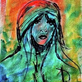 The Masters of Graffiti - Stevie Nicks by Debora Lewis