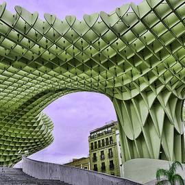 The Metropol Parosol  6 - Seville by Allen Beatty