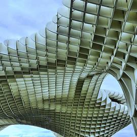 The Metropol Parosol  7 - Seville by Allen Beatty