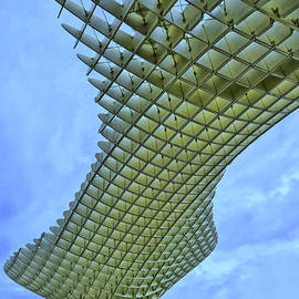 The Metropol Parosol - Seville by Allen Beatty