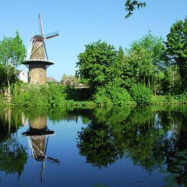 The mill at Ravenstein by Juergen Hess