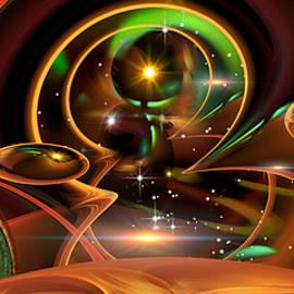 The Minds Eye Depth Perception by Phil Sadler