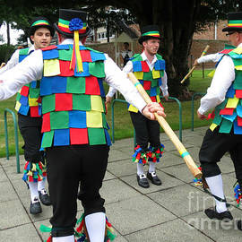 The Morris Dancers by Kathryn Jones