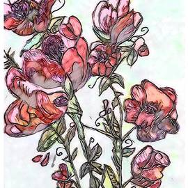 The Most Delicate of Flowers by Eloise Schneider Mote