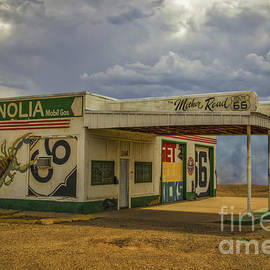 The Mother Road Route 66 by Mitch Shindelbower
